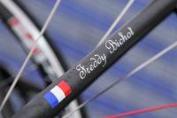 Freddy Bichot et les coureurs de Véranda Rideau-U ont leur nom sur les haubans