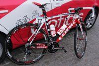 Le vélo Look de Jean-Eudes Demaret chez Cofidis