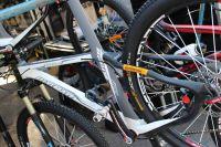 Le vélo du team BH SR Suntour Peisey Vallandry