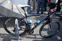 Le vélo de Sylvain Chavanel, champion de France 2011