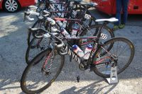 Le Team Katusha et ses vélos Canyon