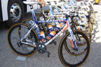 Le Giant TCR Advanced de Rabobank
