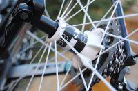 Les roues Bontrager