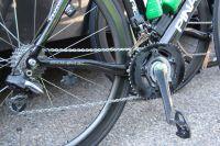 Le pédalier ovale pour certains coureurs