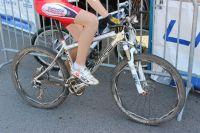 Le vélo de Veloroc-Lapierre