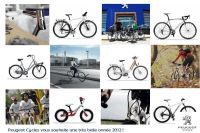 Les voeux de Peugeot Cycles
