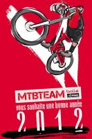Les voeux du MTB Team