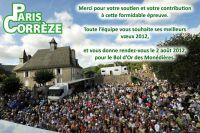 Les voeux de Paris-Corrèze