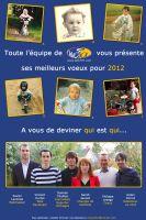 Les voeux 2012 de Vélo 101