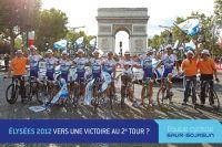 L'équipe Saur-Sojasun vous présente ses voeux 2012