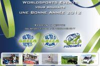 Worldsports Events vous souhaite une bonne année