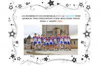 Les voeux de l'APOGE Cycliste
