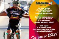 Les voeux de Colombia