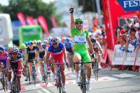 Et de 4 pour John Degenkolb sur ce Tour d'Espagne !