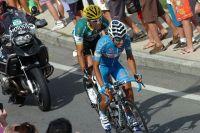 Javier Aramendia et Adrian Palomares animent la 10ème étape