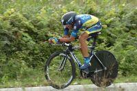 Alberto Contador n'a rien perdu dans ses capacités de rouleur