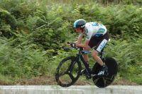 Chris Froome n'est pas aussi impérial que sur le Tour de France
