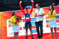 Jonathan Castroviejo est le 1er leader de la Vuelta 2012