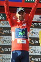 Le Maillot Rouge reste sur dans le camp Movistar grâce à Alejandro Valverde