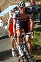 Jurgen Van Den Broeck est loin de son meilleur niveau sur la Vuelta 2012