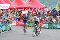 Le sprint fait rage entre Valverde, Contador et Rodriguez