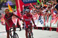 Gilbert décroche à Barcelone son 1er succès de l'année 2012