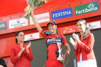Premier bouquet de l'année pour Philippe Gilbert !