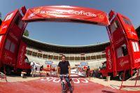 Miguel Indurain remonte sur le vélo !