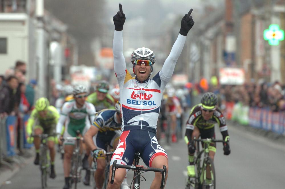 Jonas Van Genechten remporte le GP Pino Cerami
