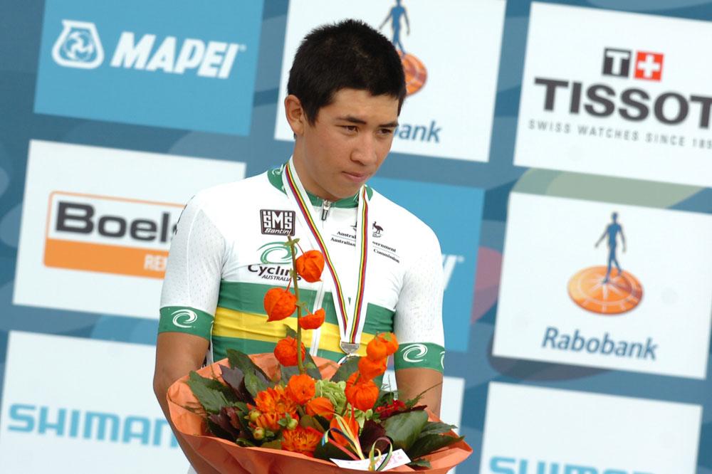 Caleb Ewan, un jeune sprinteur prometteur