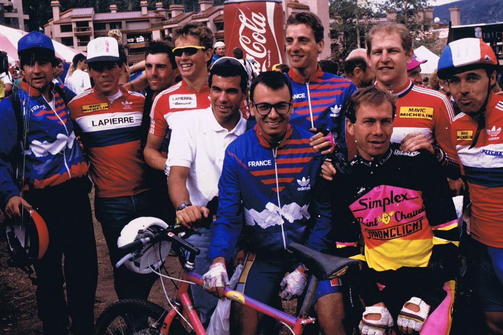 L'équipe de France au Championnat du Monde de Durango