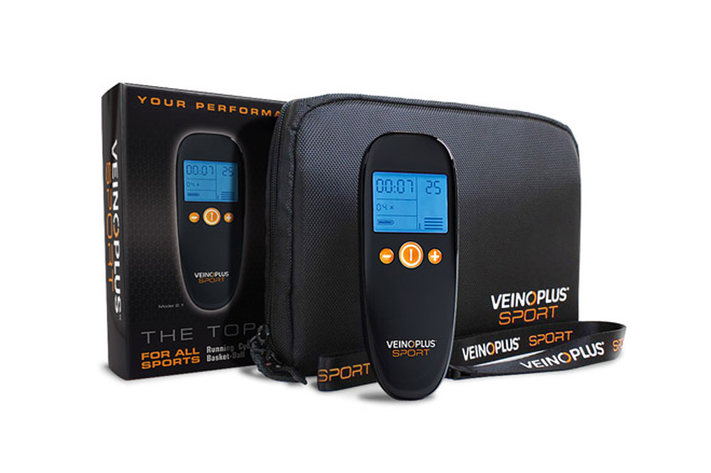 Veinoplus Sport : un appareil d'électrostimulation performant