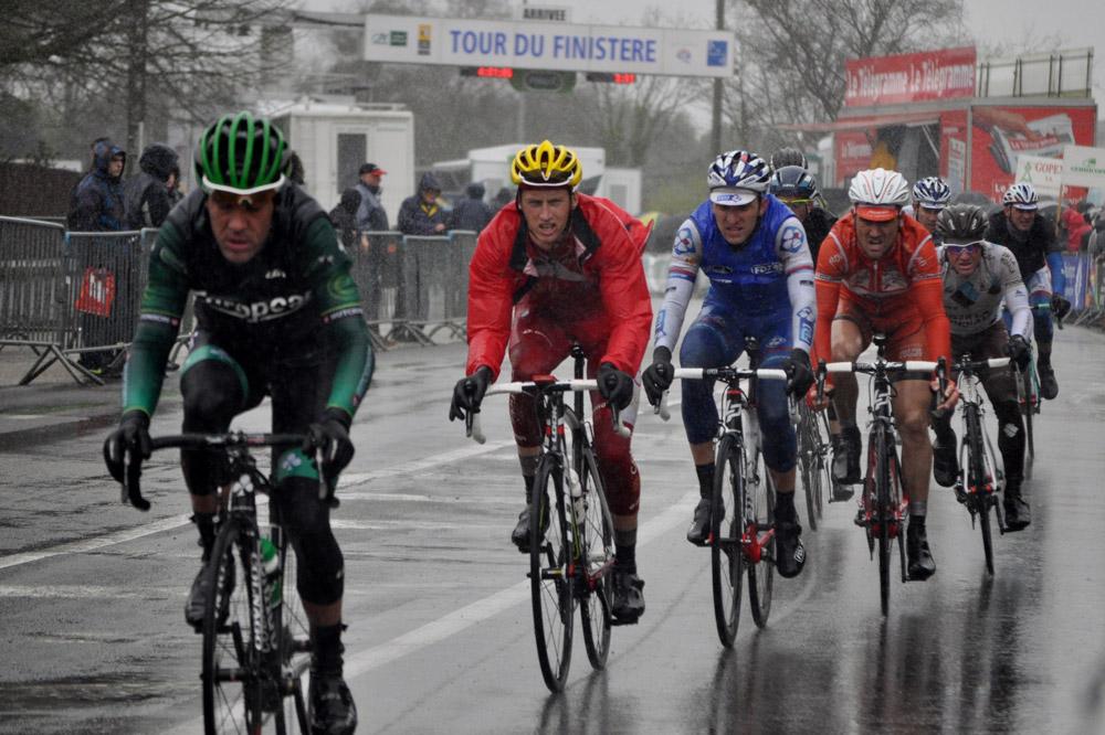 Le Tour du Finistère a été disputé dans des conditions dantesques
