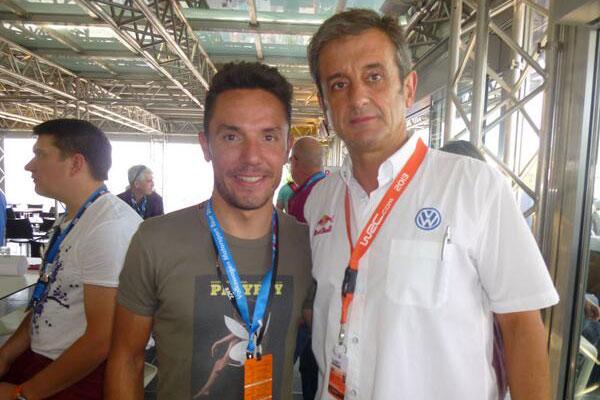 Joaquim Rodriguez invité de prestige du Rallye de Catalogne