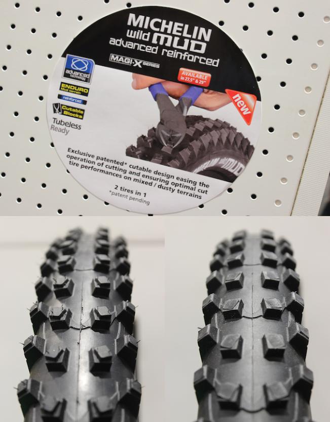 Michelin propose aux utilisateurs de retailler la gomme des pneus !
