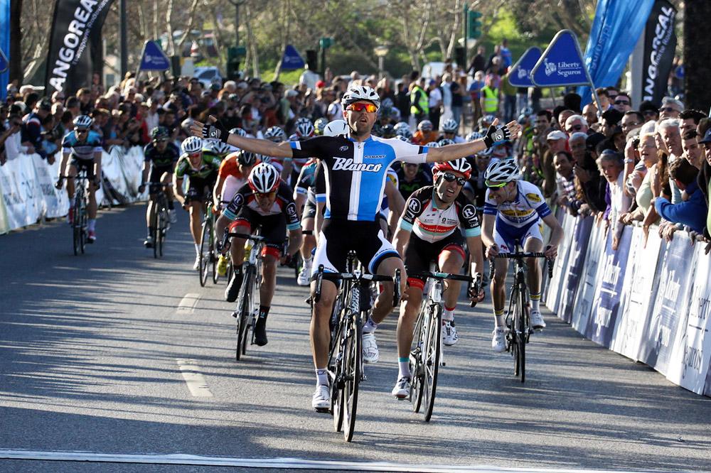 Paul Martens surprend les sprinteurs