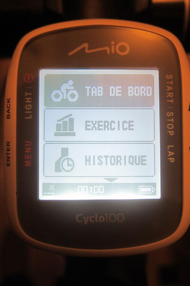 Le MioCyclo 100