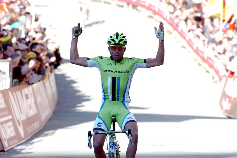 Moreno Moser remporte les Strade Bianche