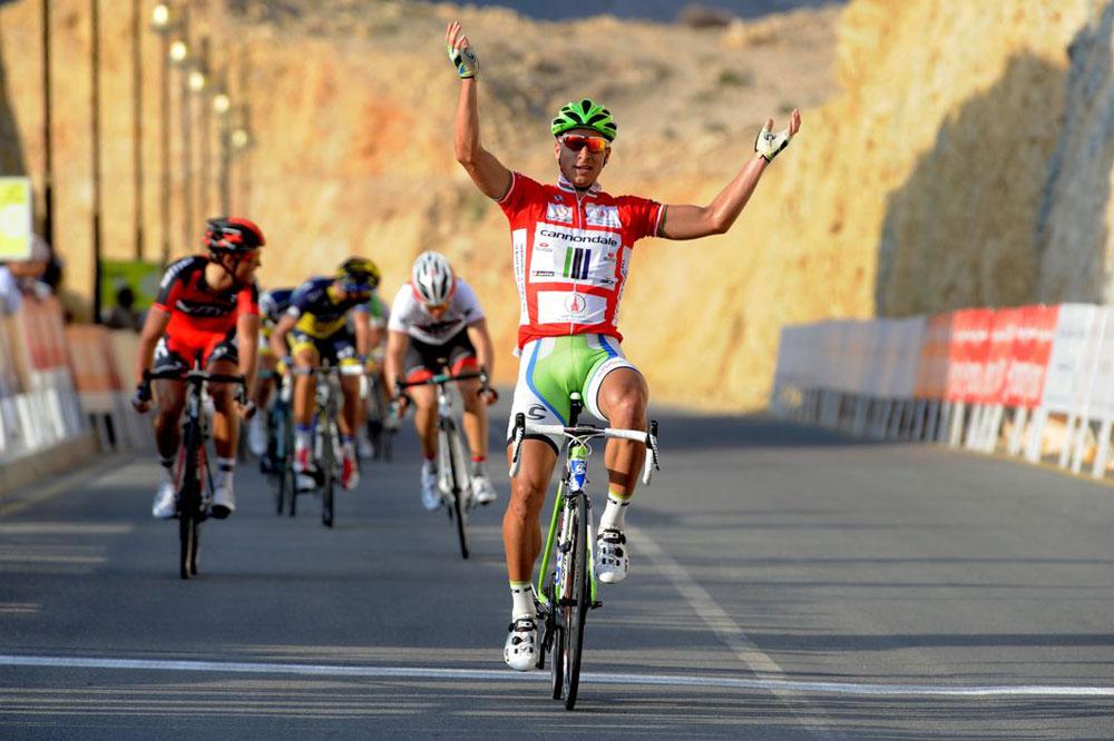 Peter Sagan encore vainqueur au Moyen-Orient