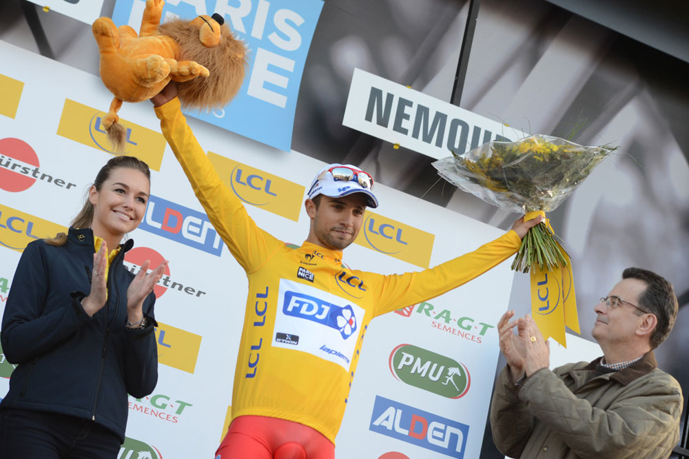Nacer Bouhanni passe au jaune