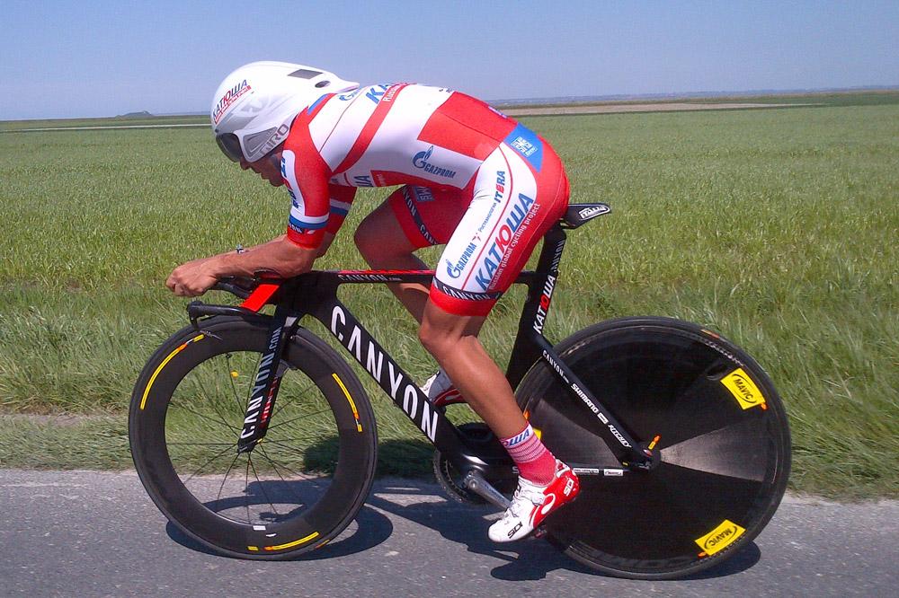 Joaquim Rodriguez reconnaît le chrono du Tour de France