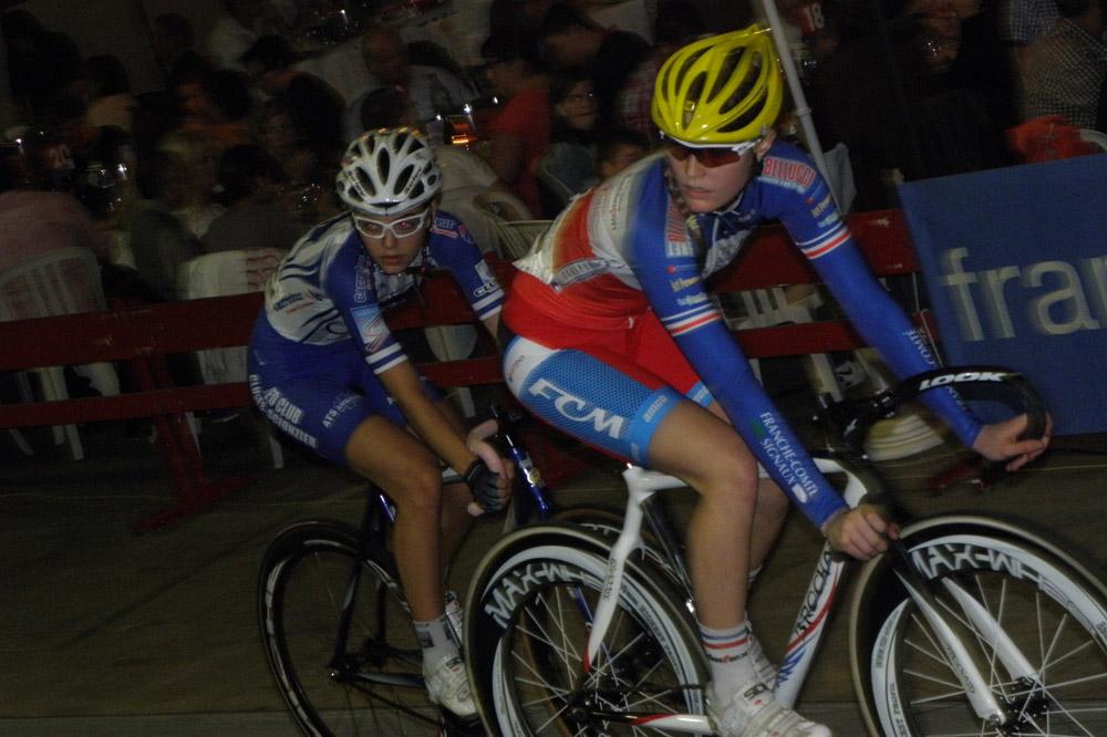 Soline Lamboley victorieuse à Grenoble
