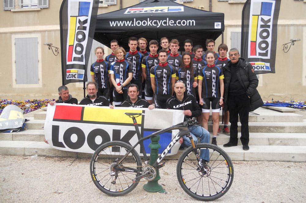 Le Team Look Beaumes-de-Venise en 2013
