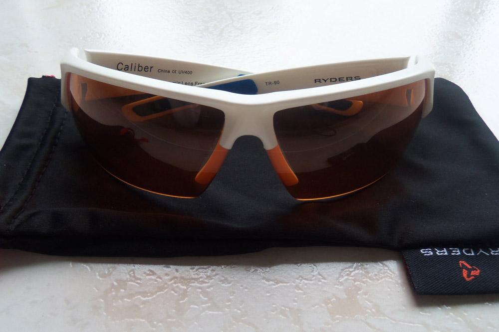 Les lunettes Caliber de Ryders