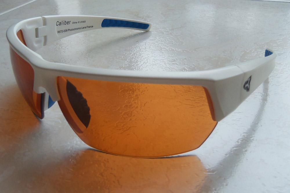 Les Calbier sont dotées de verres photochromiques