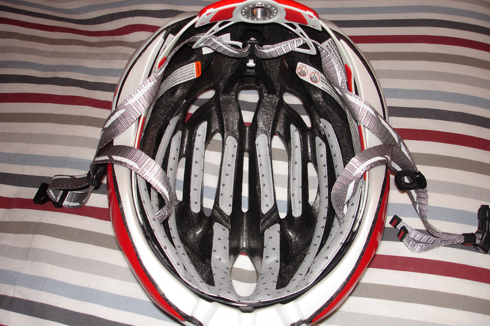 Le casque Bontrager Oracle