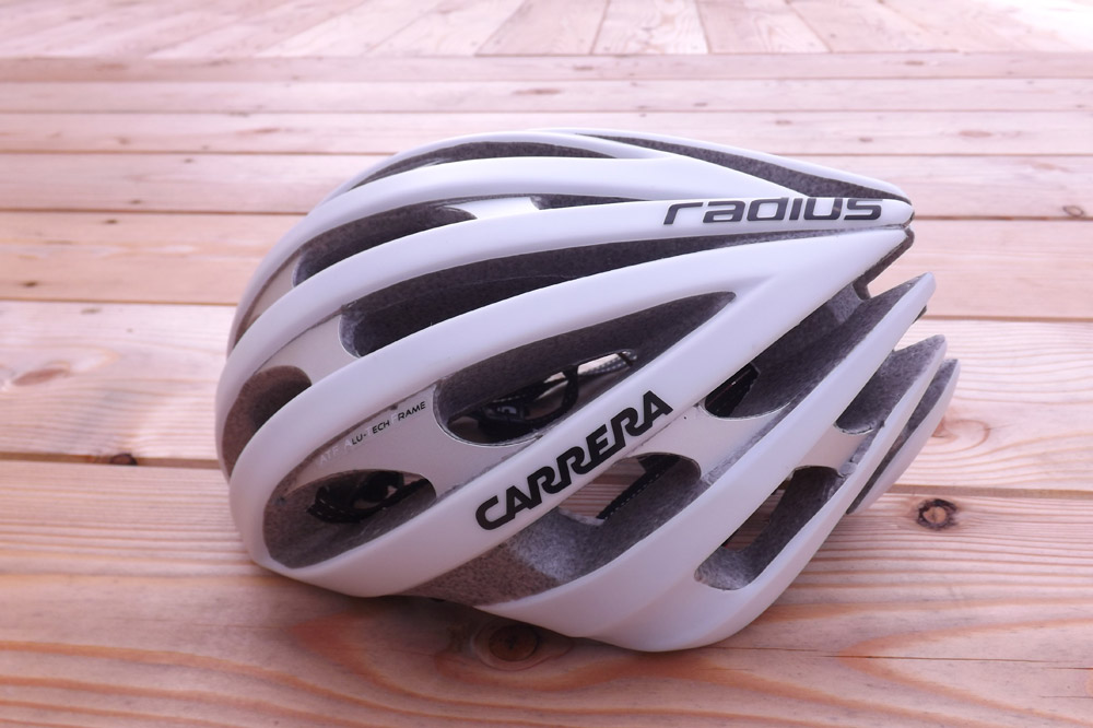 b62d1d324c2 Test du casque Carrera Radius