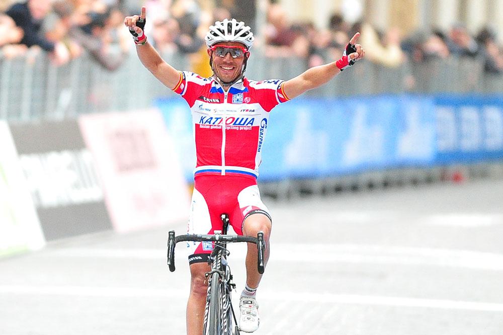 Joaquim Rodriguez retrouve le succès et le sourire en WorldTour