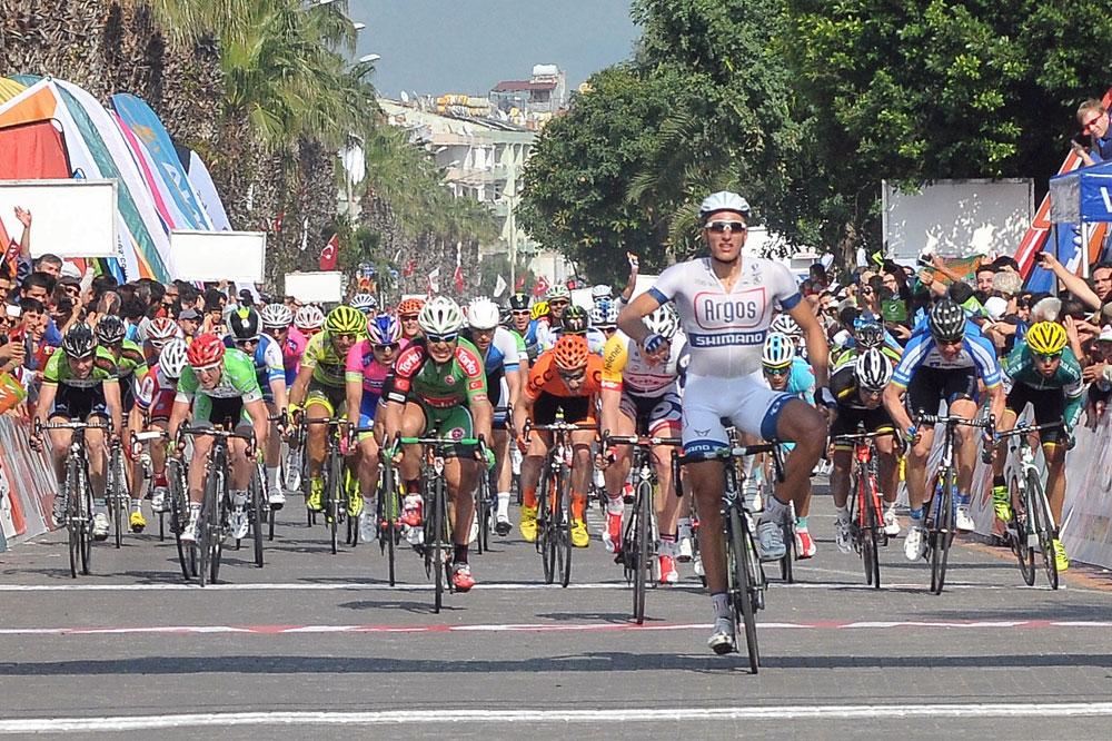 Marcel Kittel s'impose en ouverture du Tour de Turquie
