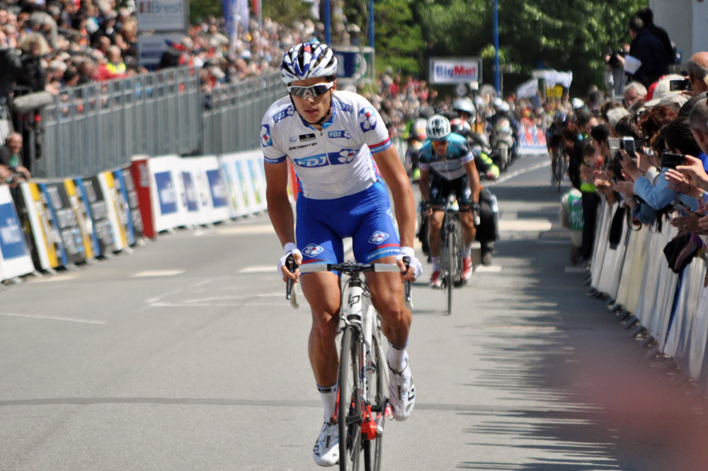 Arthur Vichot devient champion de France